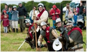 Read more about the article Ham Hill Medieval Fayre