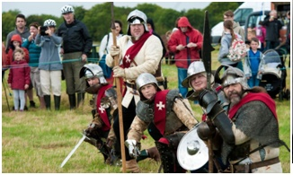 You are currently viewing Ham Hill Medieval Fayre